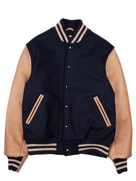 Golden Bear Varsity Jacket