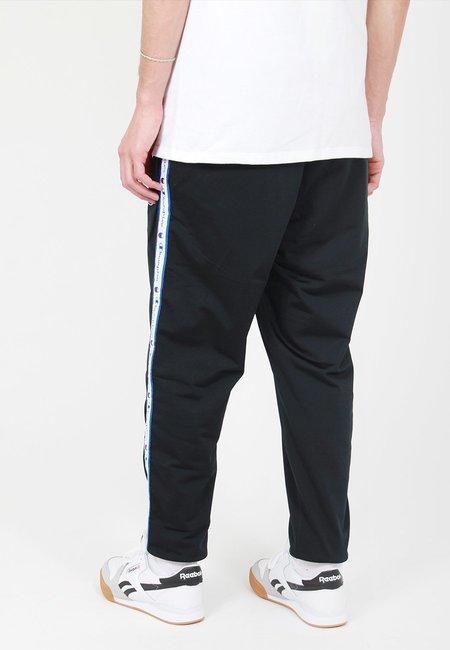 Champion Track Pant - Black/Scarlet