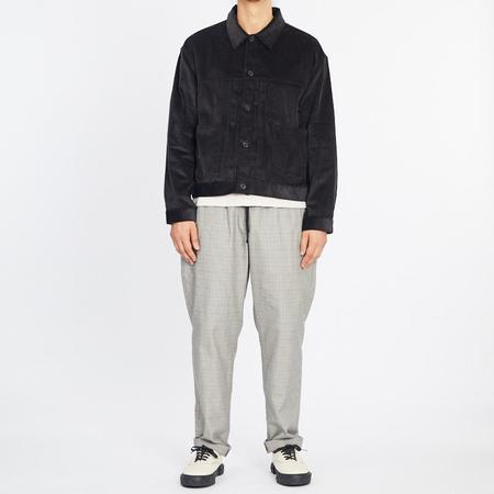 S.K. Manor Hill Corduroy Type 100 Jacket - Black