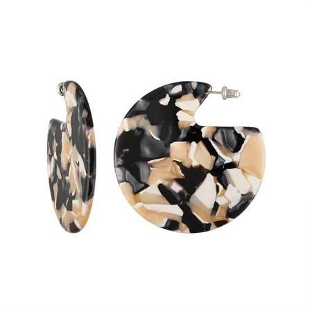 Machete Clare Earrings - Abalone