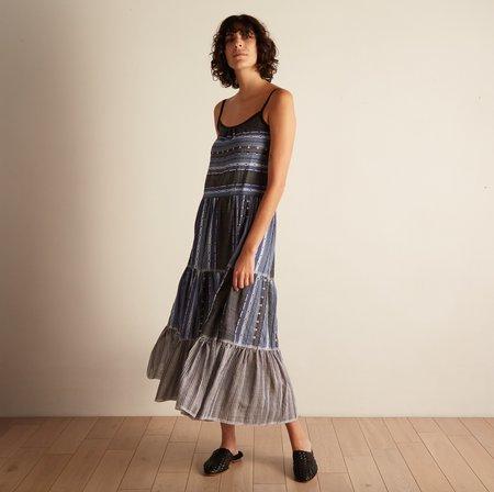 Lemlem Lucy Tiered Dress