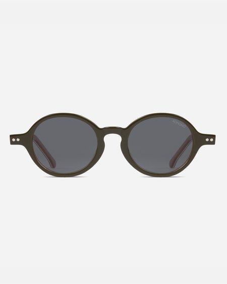 Komono Damon Acetate Sunglasses - Tricolore