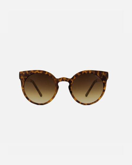 Komono Lulu Metal Series Sunglasses - Tortoise/Rose