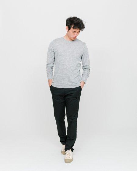 Suit Corbin Knitwear - Extra Light Grey Melange