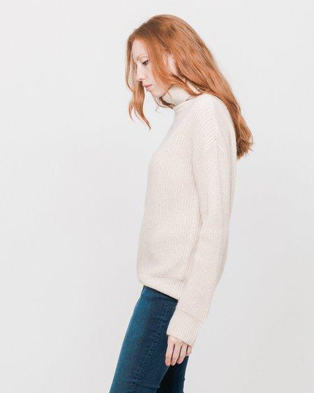 Wemoto Eildon Sweater - Sand