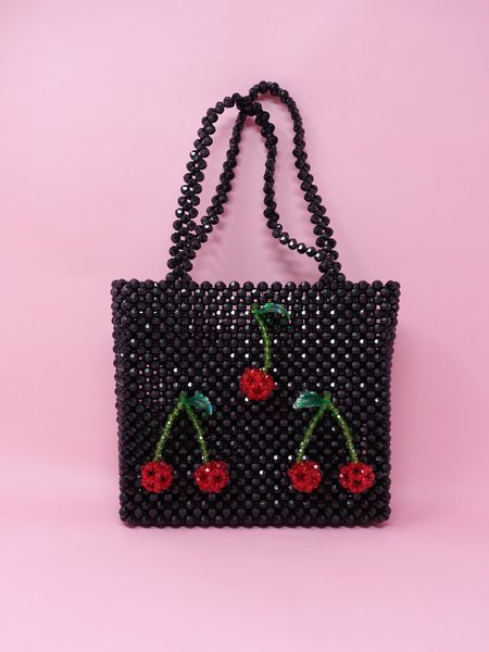Susan Alexandra Ma Cherie Bag - Black