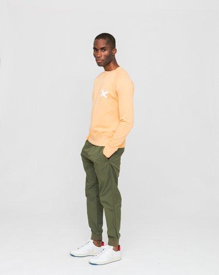 Edmmond Studios Cross Sweatshirt - Mustard