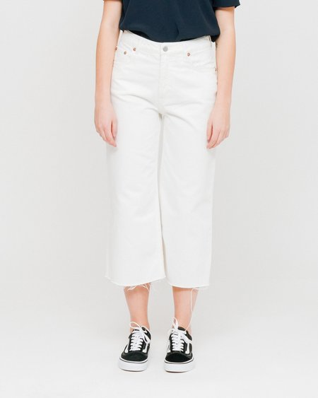 Cheap Monday Ally Blank Jeans - White