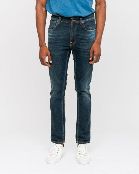 Unisex Nudie Jeans Lean Dean Jeans - Endorsed Indigo