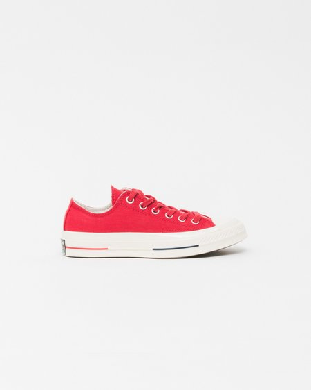 Converse Chuck Taylor All Star '70 OX Shoes - Gym Red/Navy/Gym Red