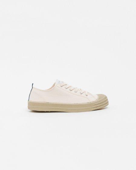 Unisex Novesta Star Master UW Sneakers - Beige/Platan