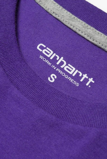 CARHARTT WIP W S/S Carrie Pocket Tee