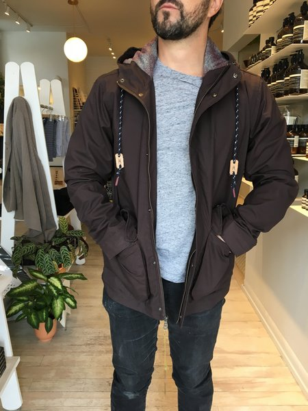 Bridge & Burn George C. Jacket - Russet