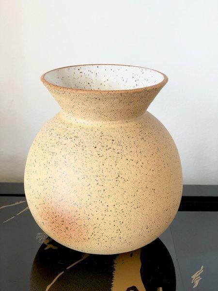 Mimi Ceramics Globe Vase - Speckled