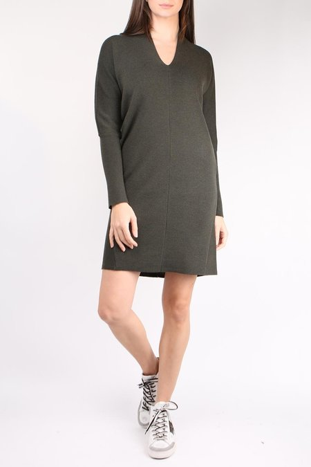Cathrine Hammel Wide Dress - Army Green