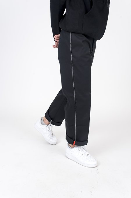 Four Horsemen Reworked Utility Pant - Black