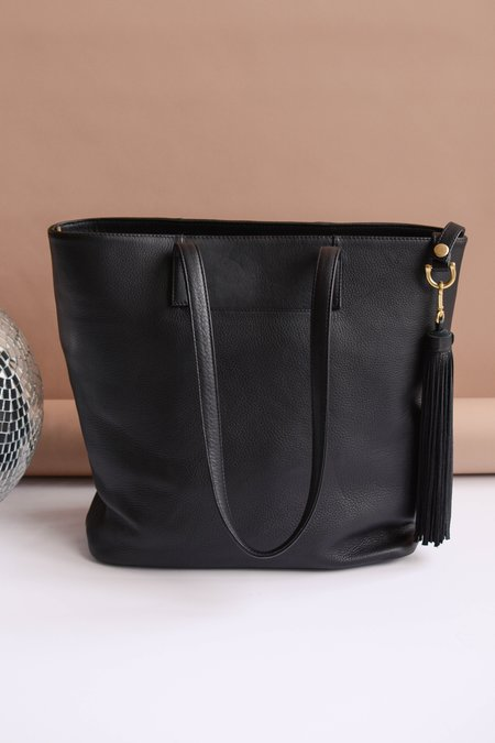 TAH Signature Tote Bag - Black