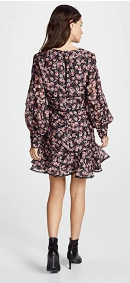 Keepsake One Love Mini Dress