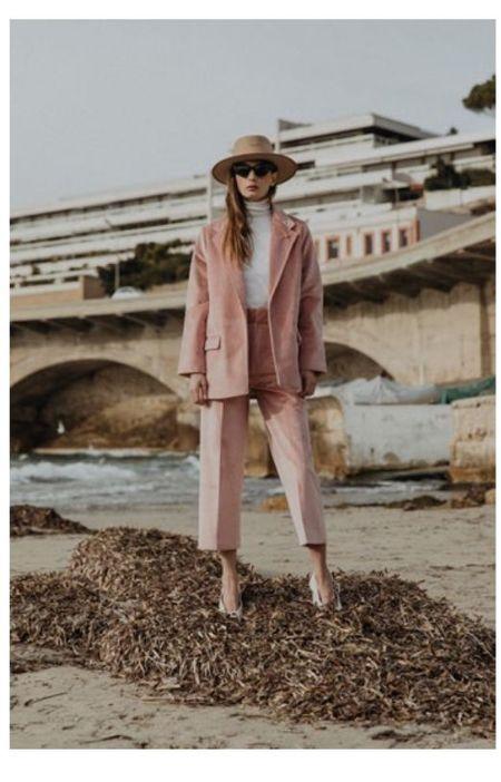Van Palma Stella Pant - Pink