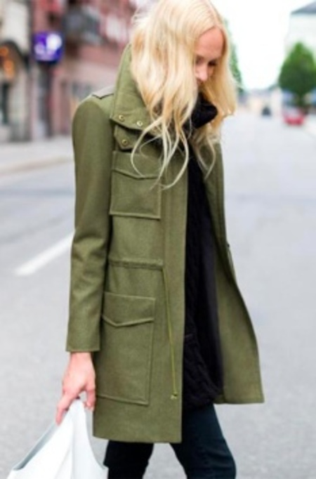 Emerson Fry Army Jacket