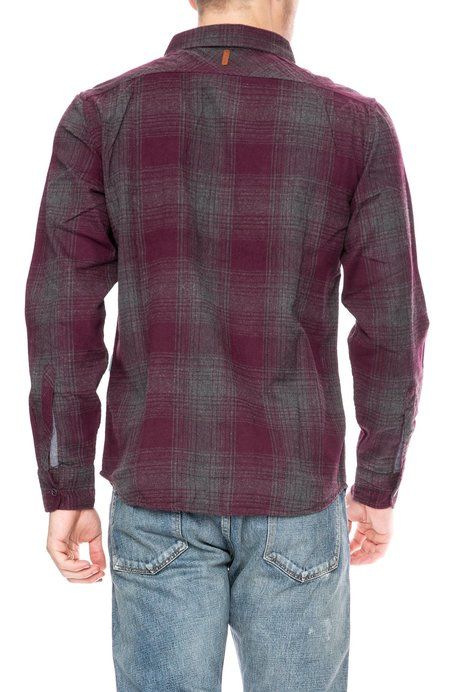 Vissla Cape May Flannel Shirt