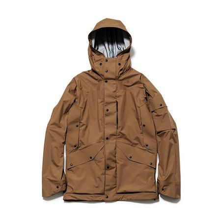 Unisex Goldwin Hunting Parka - Coyote