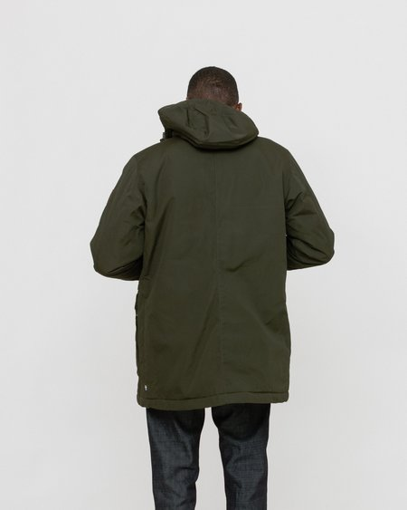 Fjallraven Greenland Winter Parka - Deep Forest
