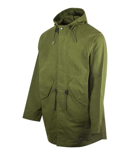 Albam M-51 Fishtail Parka - Green