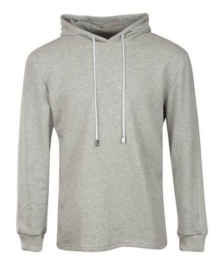 Blood Brother Pace Hoodie - Grey