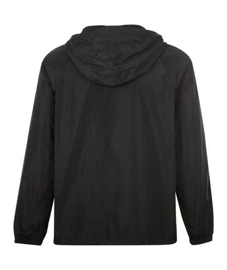 Champion Over Head Hood Jacket - Black