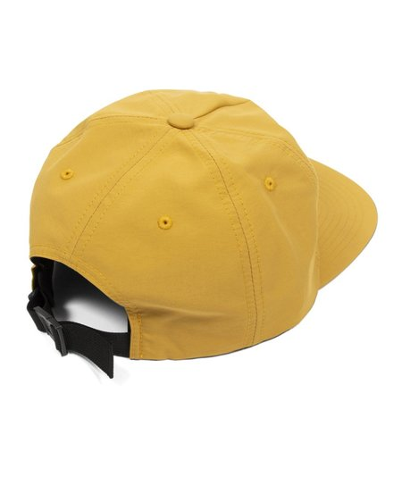 HUF National Strapback Hat - Yellow