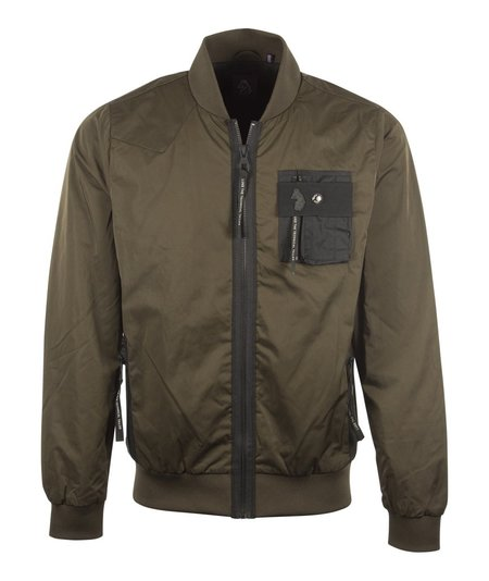 Luke 1977 Springer Bomber Jacket - Khaki