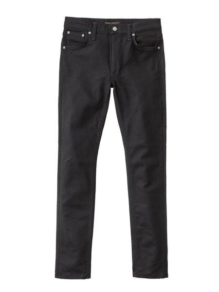 Nudie Jeans Lean Dean Dry Jean - Ever Black