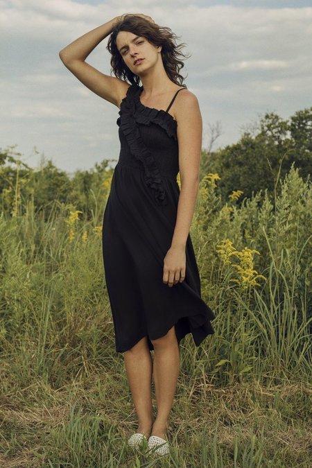 Wray Mina Dress - Black