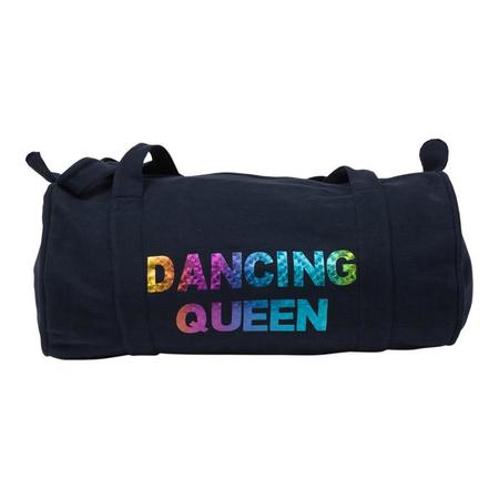 KIDS Bonton Child Dancing Queen Gym Bag - Marine Blue