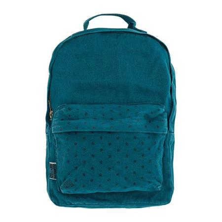 KIDS Bonton Child Knapsack - Paon Blue
