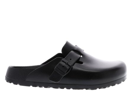 Unisex Birkenstock Eva Boston Clog Sandals - Black