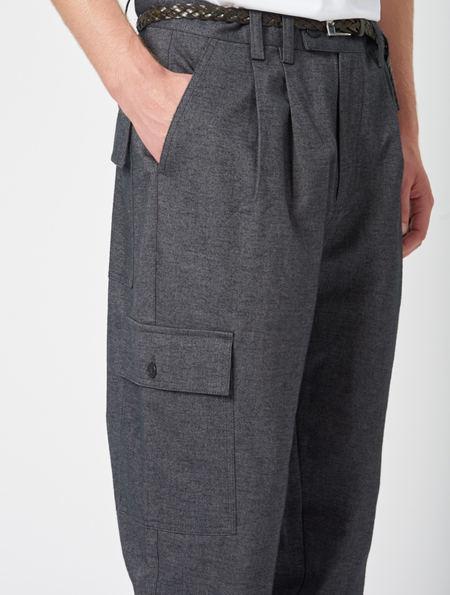 MFPEN Work Trousers - Grey