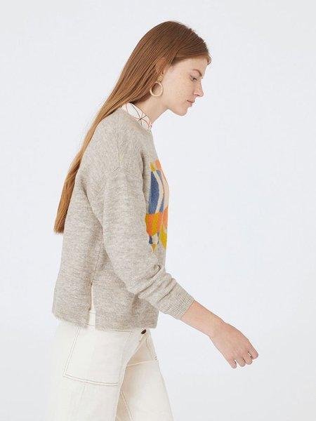 Nice Things Informalism Sweater - Natural