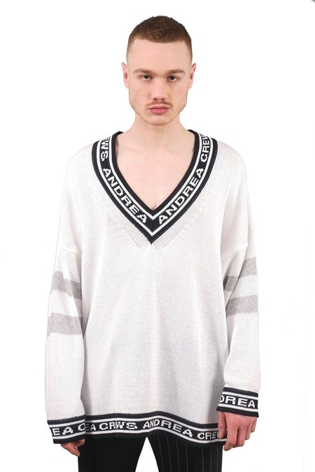 Andrea Crews Nismo Oversized Sweater