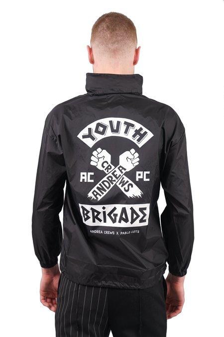 Andrea Crews Youth Brigade Windbreaker