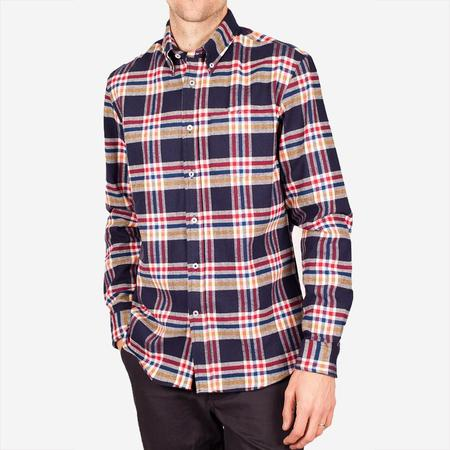 Bon Vivant Gino Heavyweight Flannel Shirt