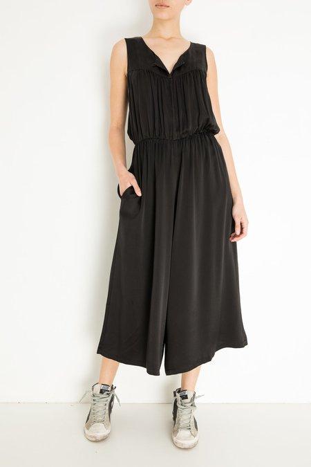 Pomandere Sleeveless Jumpsuit - Black