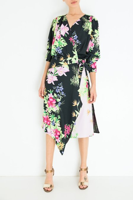 Dodo Bar Or Ugo Dress - Floral