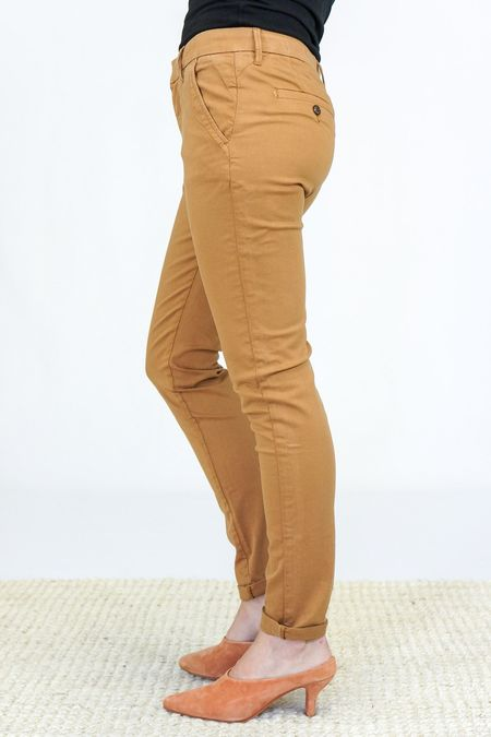 Reiko Chino Trousers - Chamois