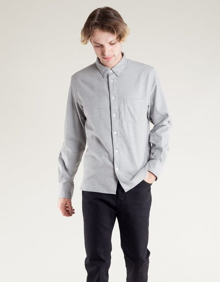 La Paz Lopes Shirt - Light Grey