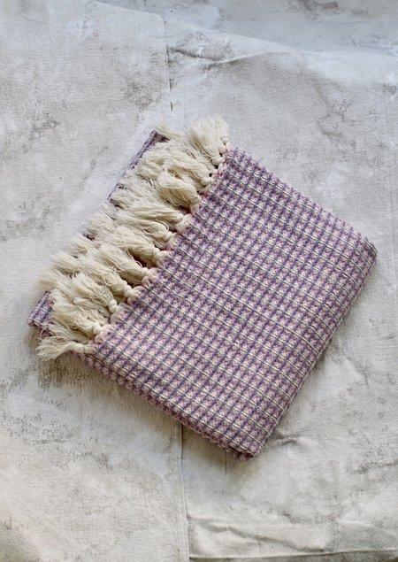 Cuttalossa Hex Weave Pestemal - Pink