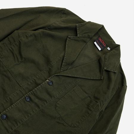 Vetra Workwear Blazer Jacket - Khaki Broken Twill