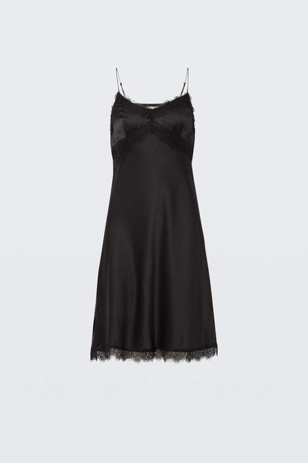 Dorothee Schumacher Shining Delicacy Under Dress - Pure Black