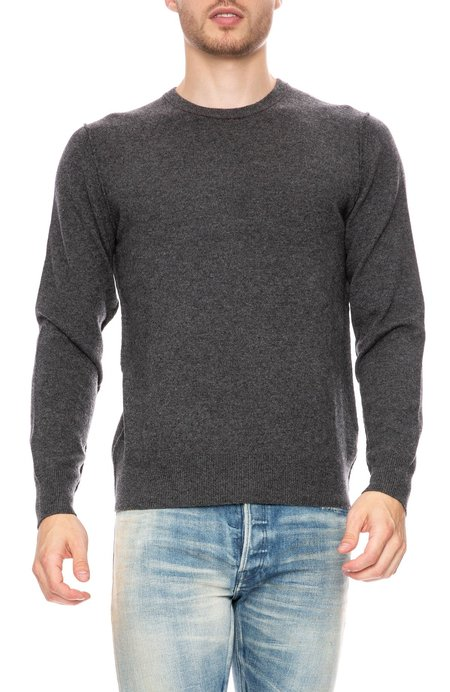 Alex Mill Cashmere Reverse Seam Sweater
